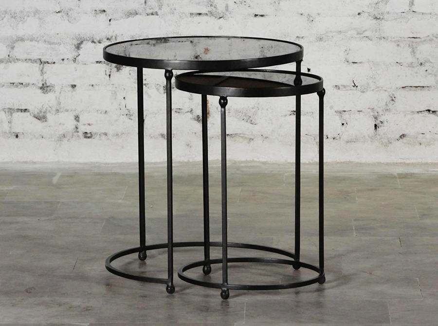 Nesting Side Tables Nz