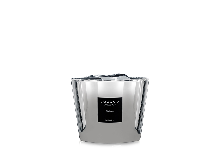 Baobab Les Exclusives – Platinum Candle