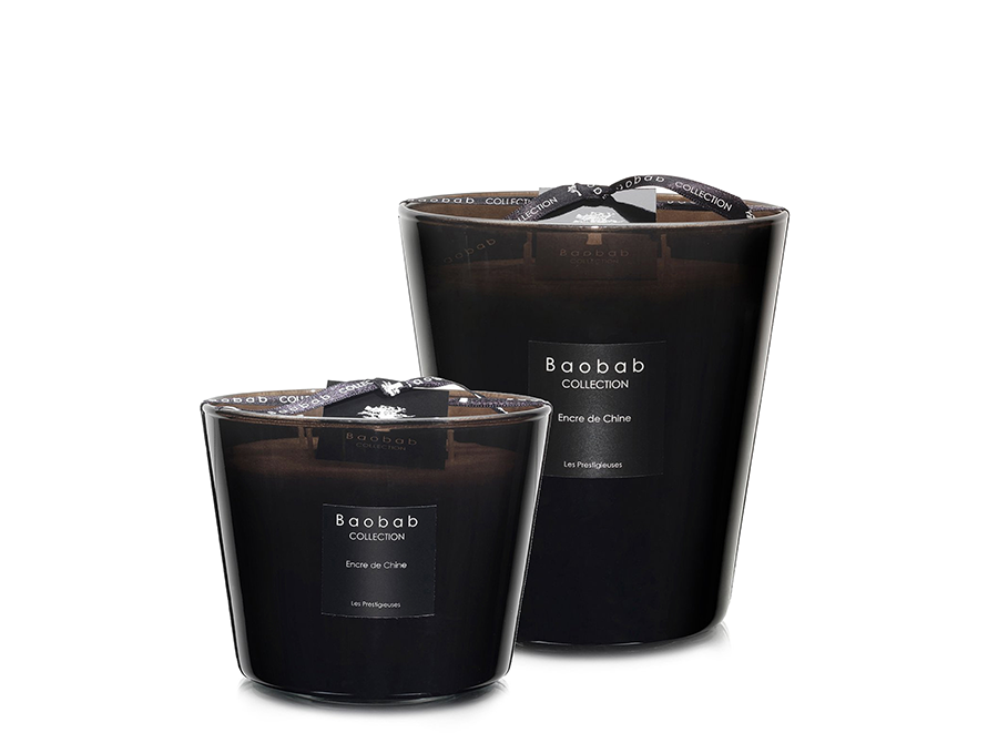 Baobab Encre de Chine Scented Candle
