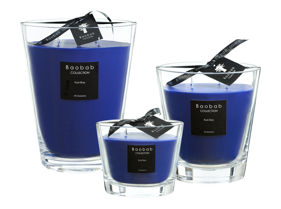 Baobab Kosi Bay candles