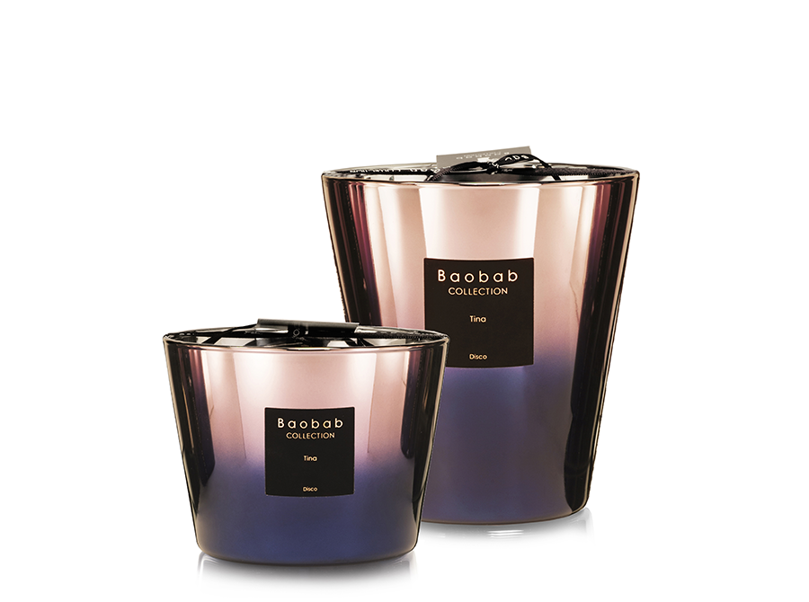 Baobab Disco Tina Candles