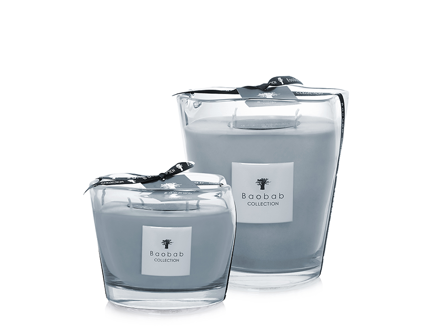 Baobab Modernista Vidre Reality candle