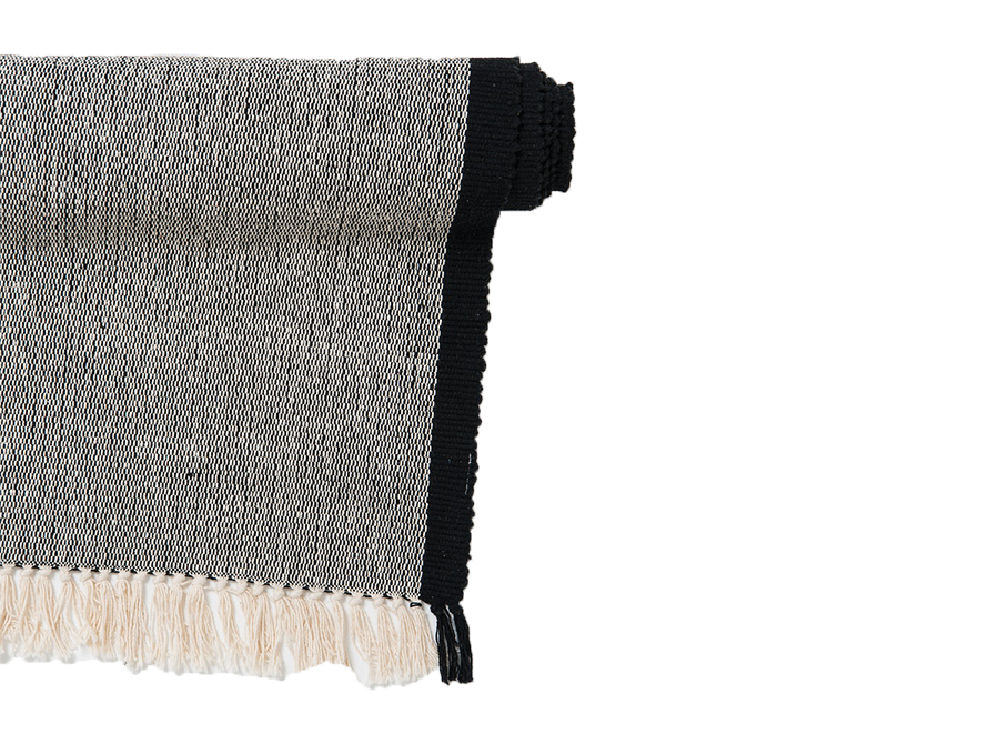 Selvedge Edge Hand Loom Rug – COLOUR OPTIONS AVAILABLE