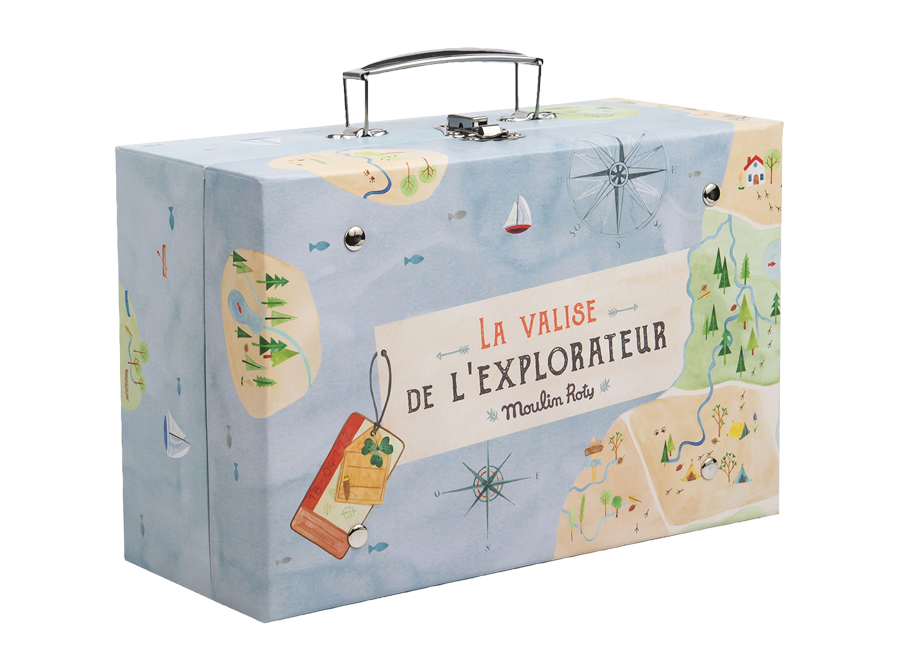 Moulin Roty - Explorers Case