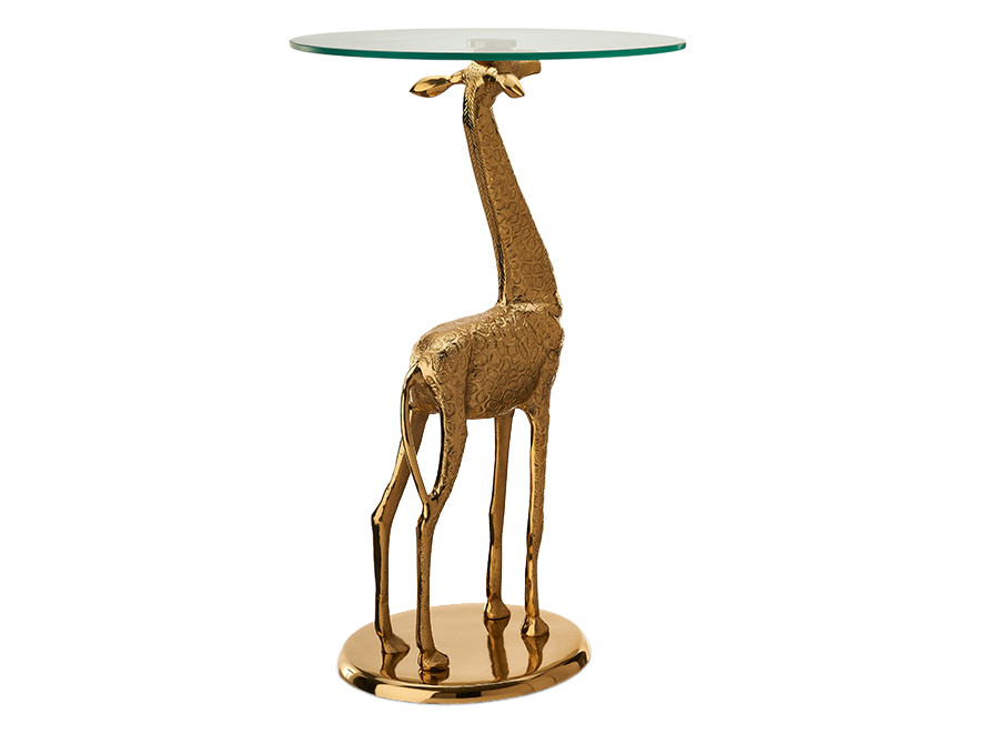 Pols Potten Giraffe Side Table