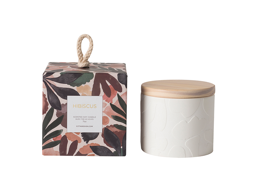 Limited Edition Scented Soy Candle – FRAGRANCES AVAILABLE (40% OFF)