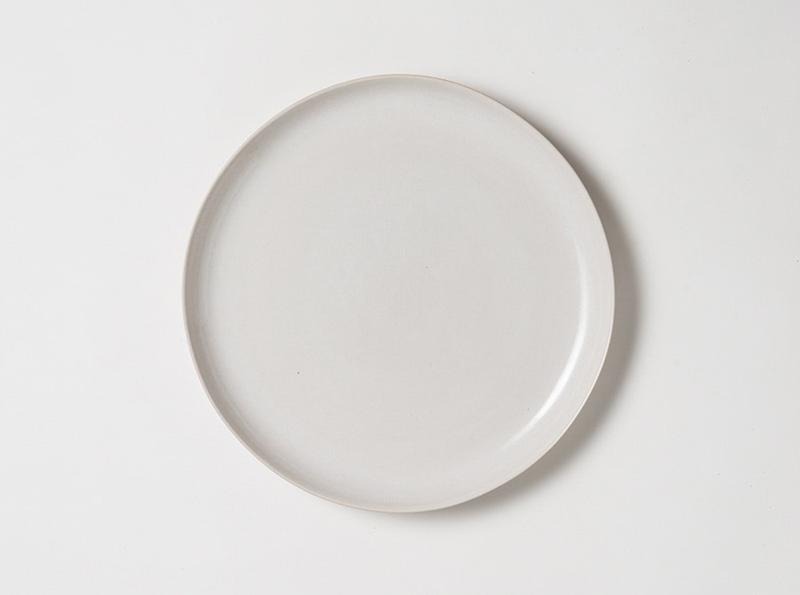Finch Dinnerware - White/Natural
