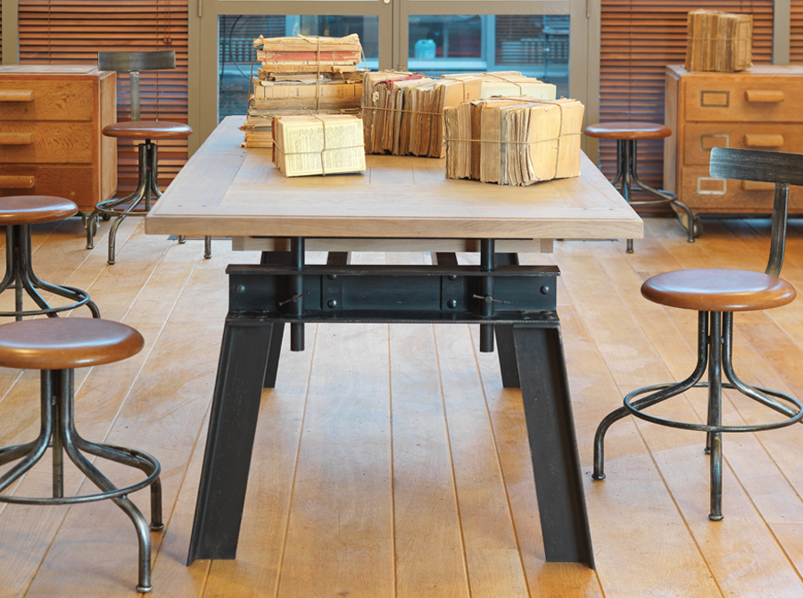 Atelier Oak Dining Table