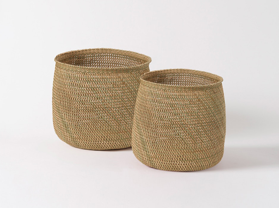 Iringa Open Weave Baskets