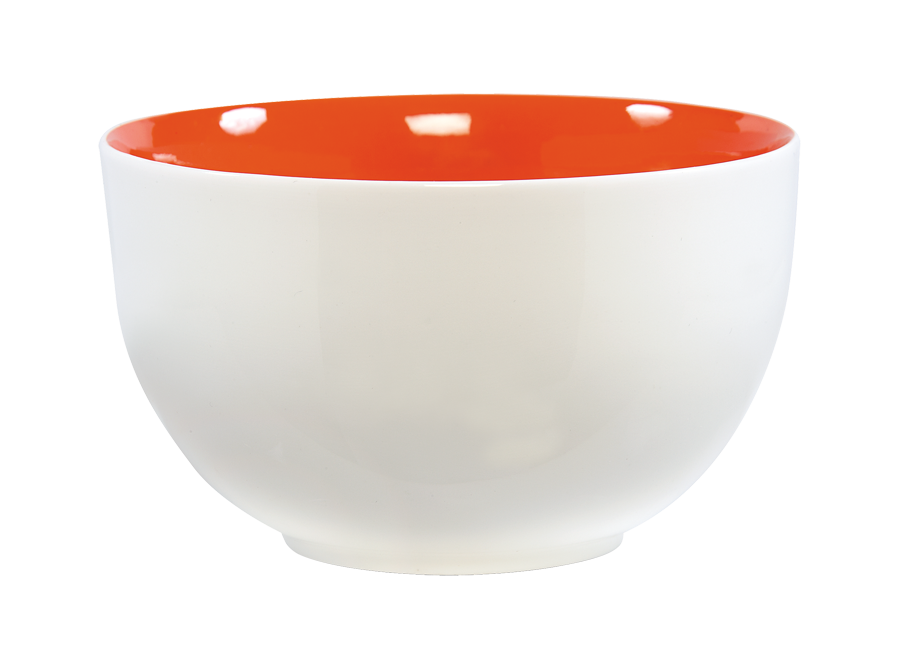 empty cereal bowl