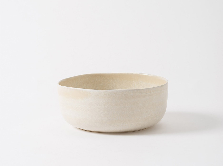 Milu Serving Bowl - Off White